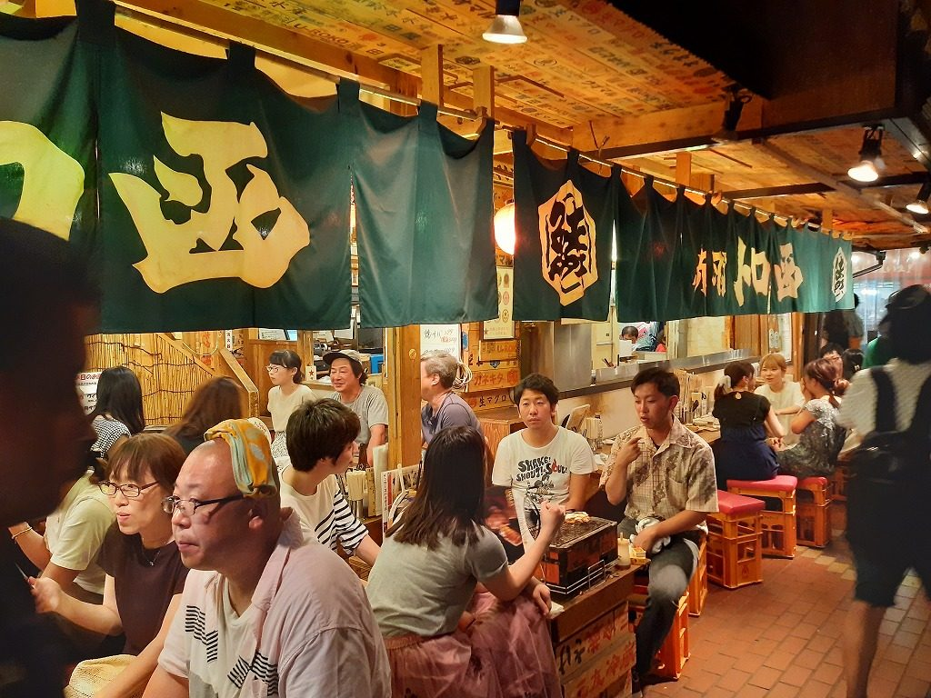 Tokyo Food and Drink Tour