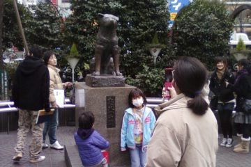 "Loyal Dog ""Hachi-ko"""