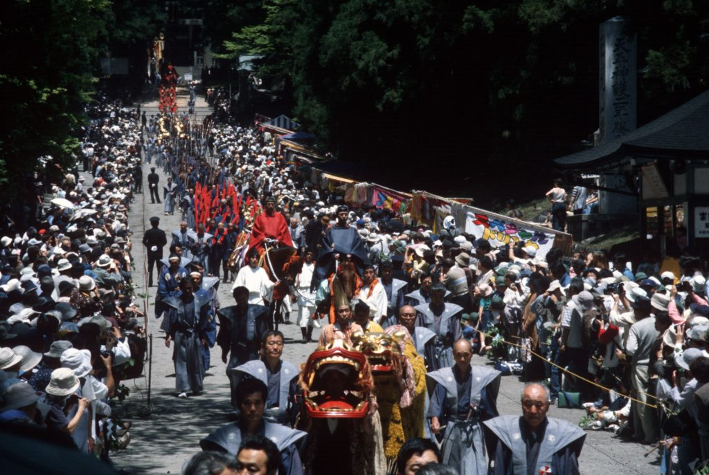 Nikko Toshogu Shunki Taisai –Grand Festival of Autumn