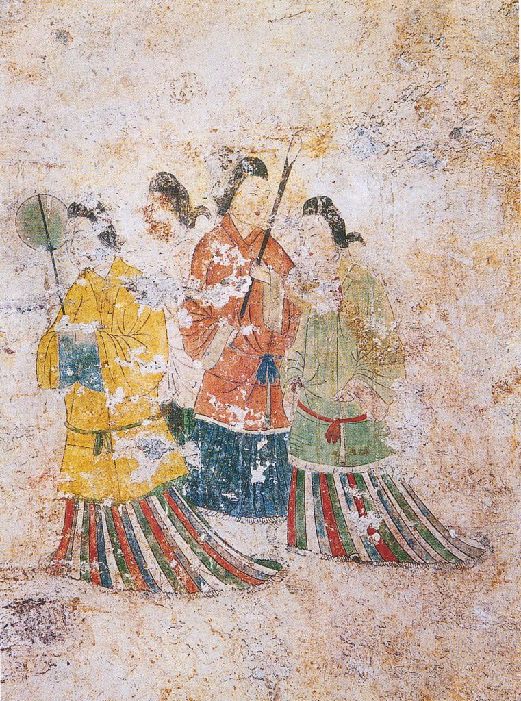 Japan's Most Famous Mural paintings