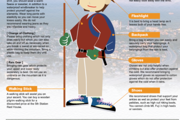 How To Climb Mt. Fuji in Japan
