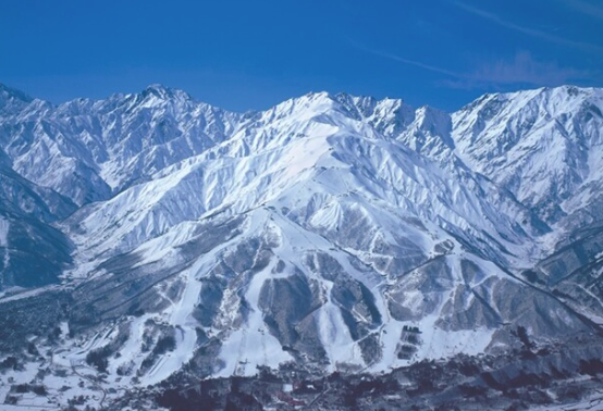 Happo is one of the best ski resorts in Japan.