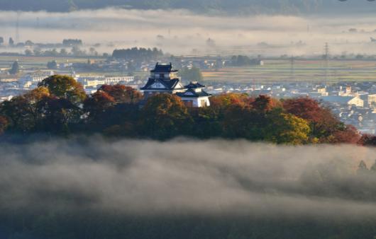Ono castle in Fukui