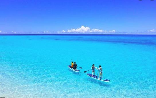 Miyako-jima island